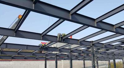 甘肃钢结构施工方案