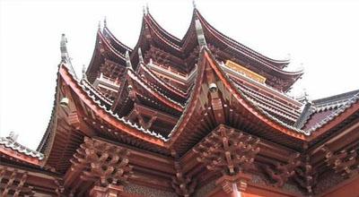 甘肃古建筑工程施工